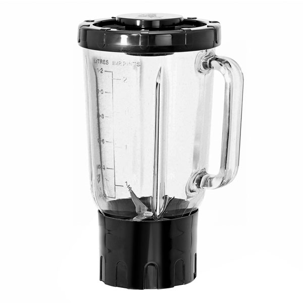 Viking Blender Jar Assembly 40 Ounce Black Cutlery And More