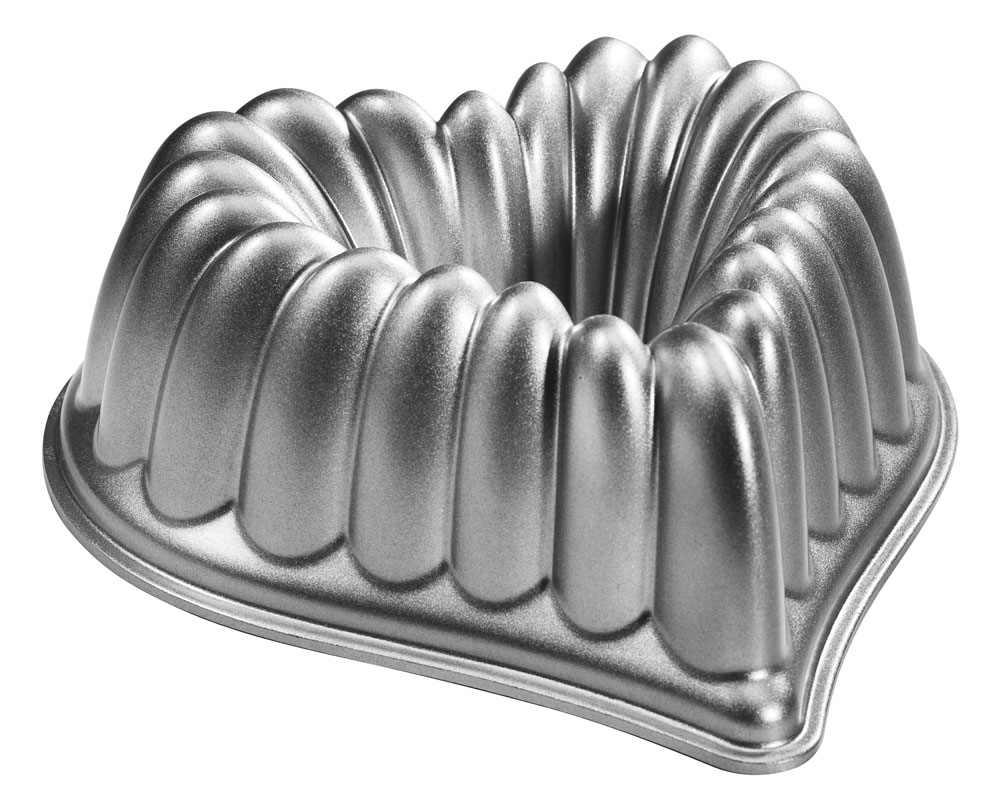 Nordicware Elegant Heart Bundt Pan 10 Cup Cutlery And More