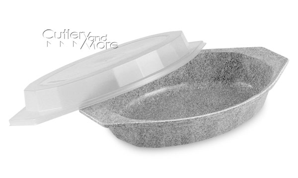 Nordicware Microwave Cookware Oval Casserole With Lid 2