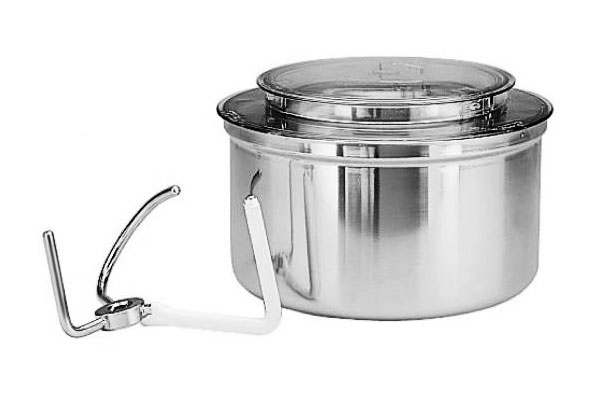 Bosch Universal Stainless Steel Replacement Bowl For Old