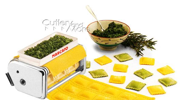 Marcato Atlas 150 Ravioli Attachment Cutlery And More