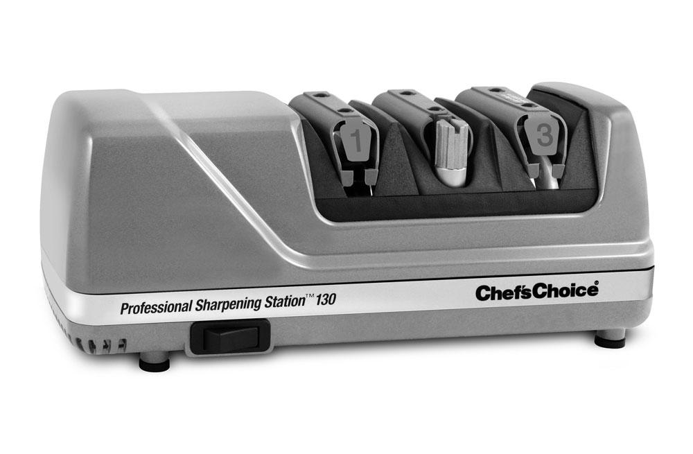 Chef S Choice 130 Electric Knife Sharpener Platinum