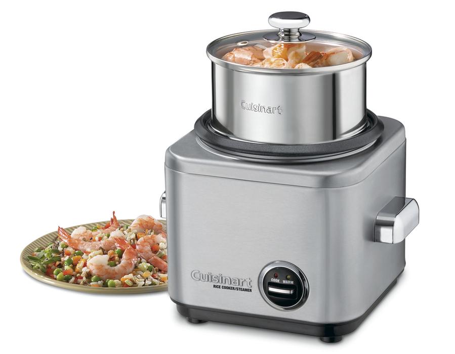 Cuisinart Vegetable Steamer ~ Cuisinart rice cooker steamer cup cutlery