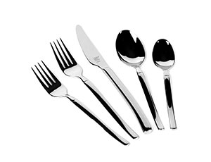 Zwilling J A Henckels Opus Stainless Steel Flatware Set