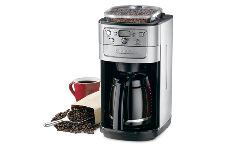 Grind And Brew Coffee Maker With Burr Grinder : Cuisinart Grind & Brew Automatic Coffee Maker with Burr Grinder, 12-cup Cutlery and More