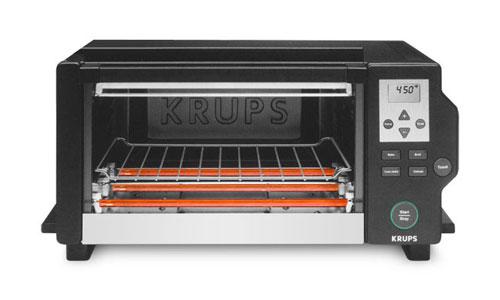 Krups Countertop Oven : ... specials krups quartz heating convection oven krups toaster ovens