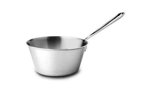 All Clad Stainless Open Windsor Saucepan 1 5 Quart