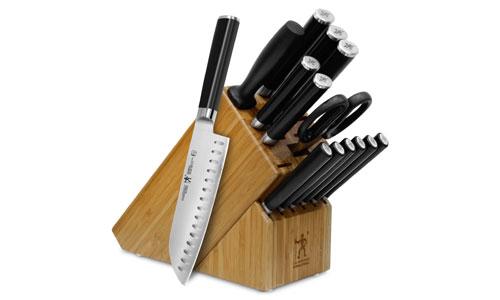 Henckels International Mikado Knife Block Set 15 Piece