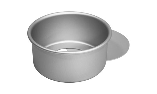 Fat Daddios Anodized Aluminum Round Cake Pan With