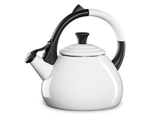 Le Creuset Enameled Steel Oolong Tea Kettle 1 6 Quart