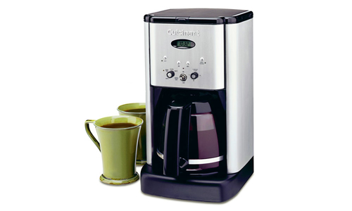 Cuisinart Coffee Maker How Much Coffee To Use : Cuisinart Brew Central Coffee Maker, 12-cup Brushed ...