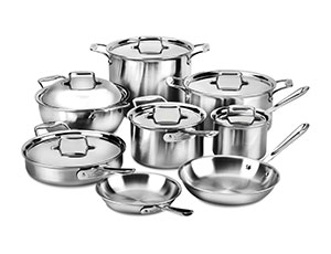 All-Clad Cookware Sets - Extra 20% Off All Cookware
