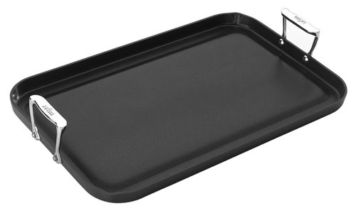 All Clad Nonstick Grande Griddle 20 X 13 Inch Cutlery