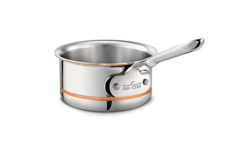 All Clad Copper Core Butterwarmer 0 5 Quart Cutlery And