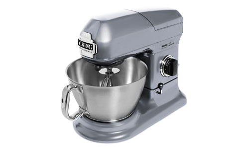 Viking Stand Mixer 5 Quart Stainless Grey Cutlery And More