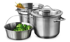 Calphalon Contemporary Stainless Multi-Pot