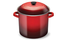Le Creuset Enameled Steel 20-quart Stock Pot
