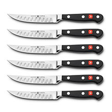 Wusthof Classic Hollow Edge Steak Knife Set