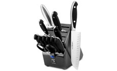 Henckels International Forged Synergy Knife Block Set