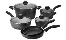 Swiss Diamond Nonstick Cookware Set