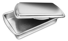 Doughmakers Cake Pan & Lid