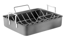 Calphalon Classic Nonstick Hard-Anodized Roasting Pan