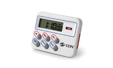 CDN Digital Multi-Task Timer & Clock