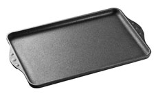 Swiss Diamond Nonstick Double Burner Griddle