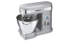 Cuisinart Brushed Chrome Stand Mixers