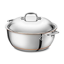 All-Clad Copper Core Round Dutch Oven
