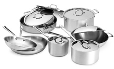 All-Clad Master-Chef 2 Cookware Set