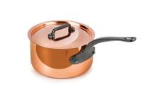 Mauviel M'heritage 250C Copper Saucepans
