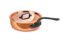 Mauviel M'heritage 250C Copper Saute Pans