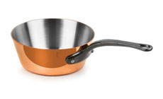 Mauviel M'heritage 250C Copper Open Windsor Saucepan
