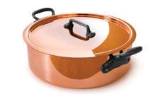 Mauviel M'heritage 250C Copper Rondeau