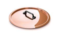 Mauviel M'heritage 250C Copper Lids
