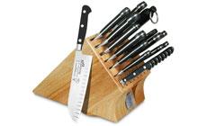 Messermeister Meridian Elite Ultimate Knife Block Set