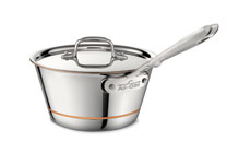 All-Clad Copper Core Windsor Saucepan