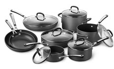 Calphalon Simply Nonstick Ultimate Cookware Set