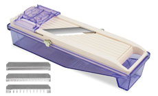 Benriner Asian Mandoline Slicer with Tray
