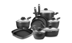 Swiss Diamond Premier Nonstick Cookware Set