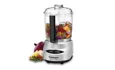 Cuisinart Stainless Steel Mini Prep Plus Food Processor