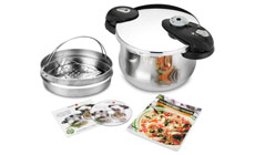 Fagor Futuro Stainless Steel Pressure Cooker