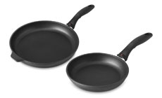 Swiss Diamond Nonstick 9.5 & 11-inch Skillet Set