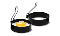 Amco Round Nonstick Egg Rings