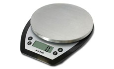 Salter Aquatronic Electronic Baking Scale with Stainless Steel Platform