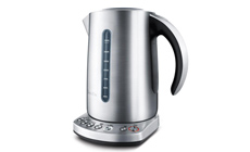 Breville Variable-Temperature IQ Stainless Steel Electric Kettle