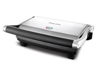Breville Stainless Steel Panini Duo Electric Panini Press