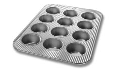 USA Pans Nonstick Aluminized Steel Muffin/Cupcake Pan