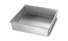 USA Pans Nonstick Aluminized Steel Square Cake Pan